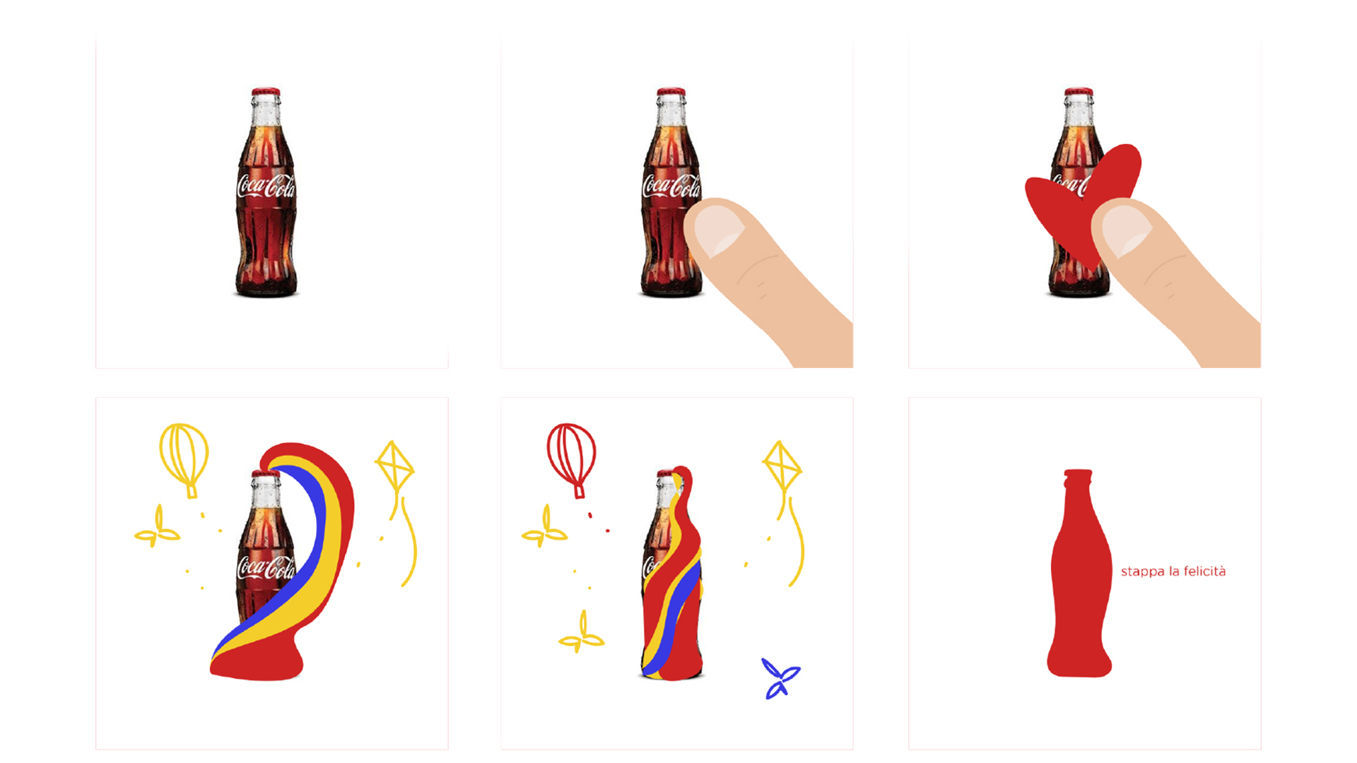 Monkey Talkie per Coca-Cola