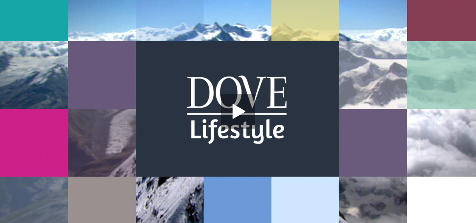 Monkey Talkie per Dove TV - Broadcast design - TV Branding - Promo - Idents