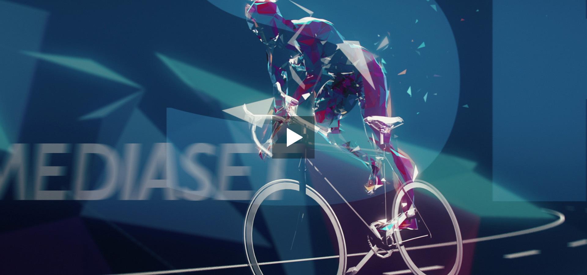 Monkey Talkie per Mediaset Premium Sport - Broadcast design - TV Branding - Promo - Idents