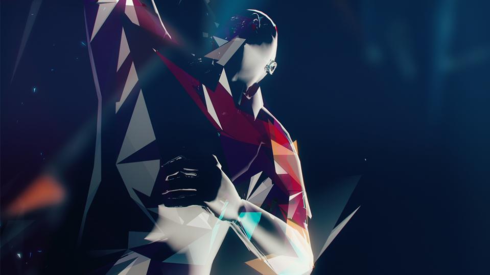 Monkey Talkie per Mediaset Premium Sport - Broadcast design - TV Branding - Promo - Idents - low poly