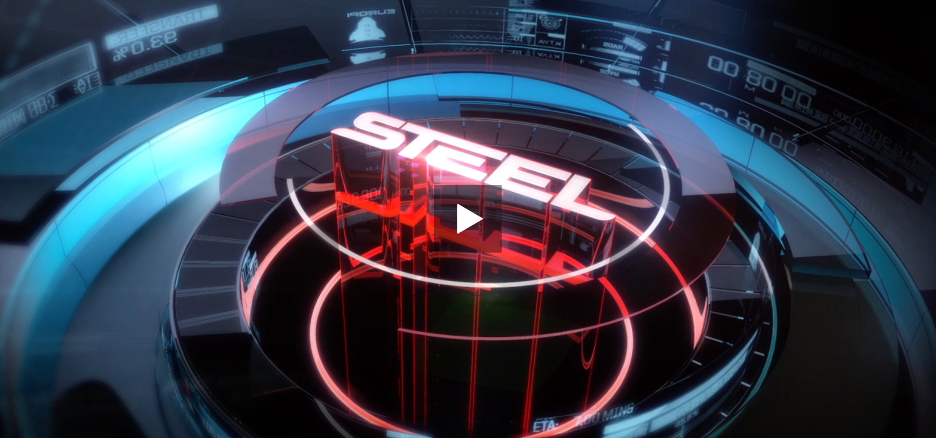 Monkey Talkie per Premium Steel - Broadcast design - TV Branding - Promo - Idents