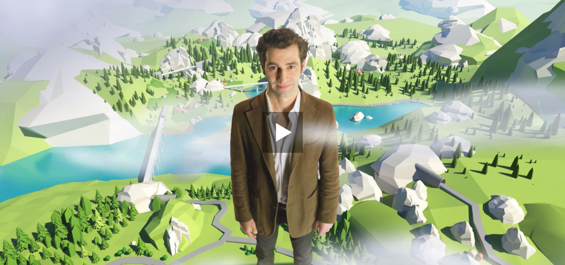 Monkey Talkie per Repower - Video aziendale - Presentazione Aziendale