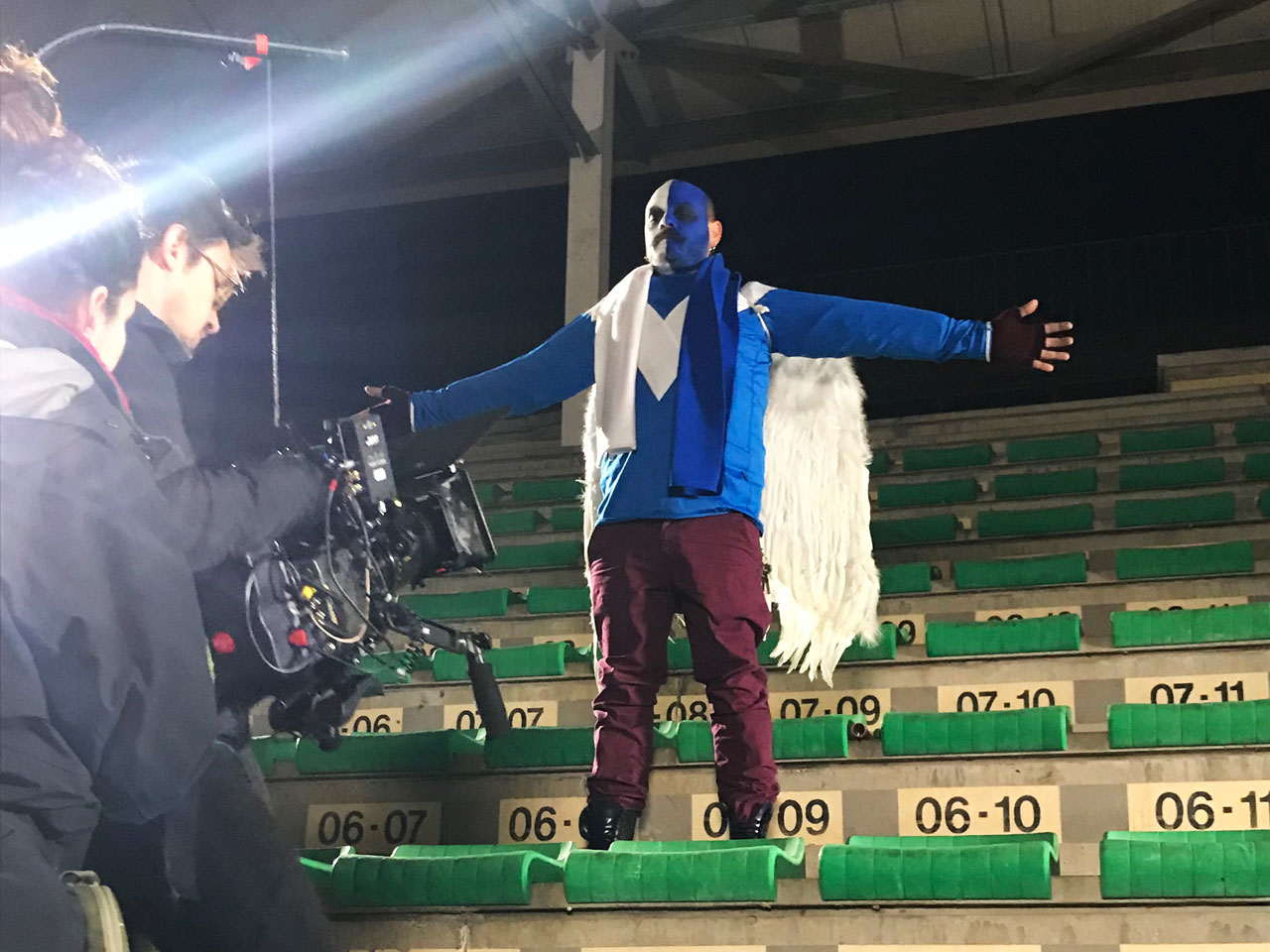 Monkey Talkie - Sportpesa - Made of - Produzione video - Spot televisivo