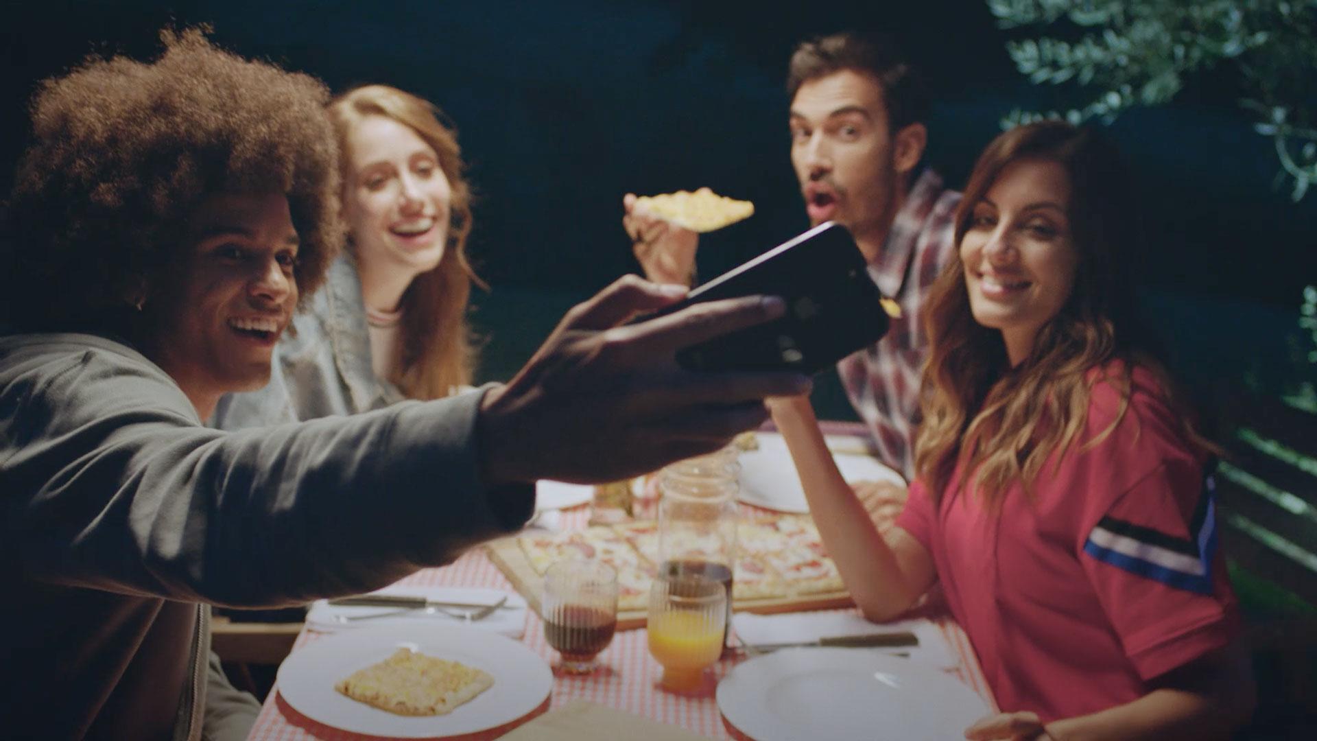 Italpizza - Pizzacue - Produzione video - Spot televisivo