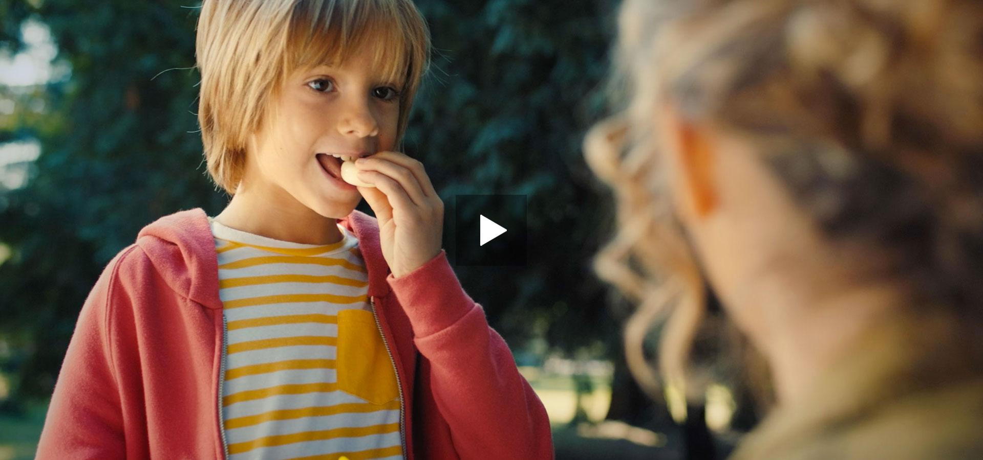 Nestlè- Morsotti Mio -Produzione video - Web Compaign