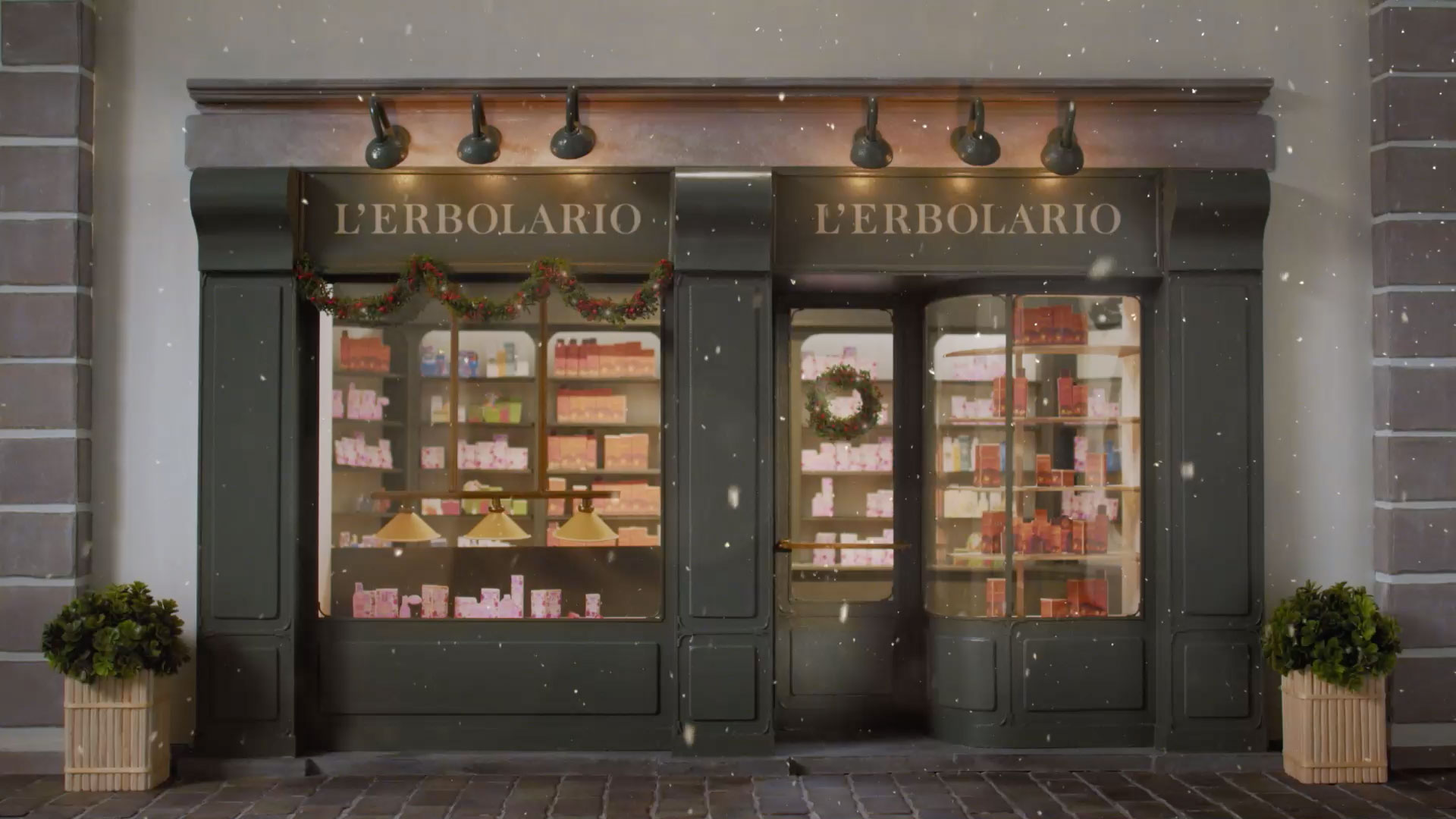 L'Erbolario - Ebano e Dalia - Motion Graphics - Stop Motion - TV Commercial - Milano